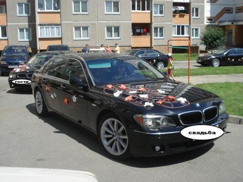 бмв е65 черный